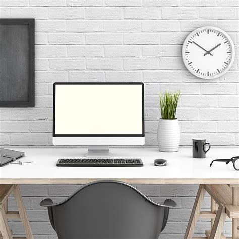 Work Desk by Tips To Declutter Your Desk And Work Space Shape Magazine