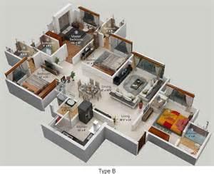 home plan flats in hiranandani powai chandivali andheri east pashmina lotus
