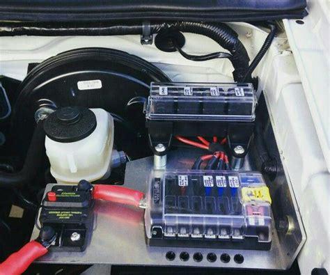 add  auto fuse blocks  power switch car stereos