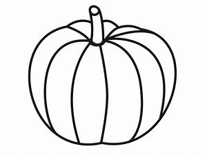 pumpkin, drawing, outline, at, getdrawings, com