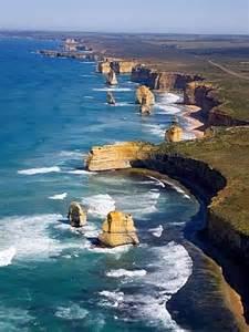 The Twelve Apostles Australia Location