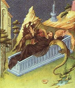 St, Anthony, Attacked, By, Devils, C, 1408
