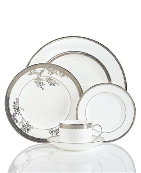vera wang wedgwood dinnerware lace collection fine