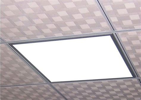 commercial lighting ultra thin led panel light 48w square