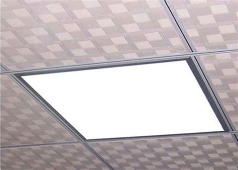 commercial lighting ultra thin led panel light 48w square