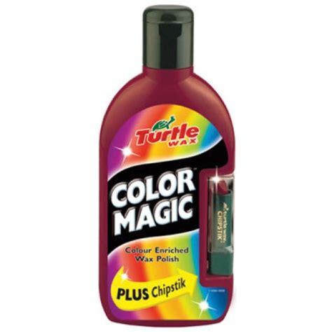 turtle wax color magic turtle wax color magic 500ml