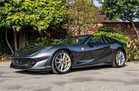 Ferrari presents ferrari 812 gts (2020). New 2020 Ferrari 812 GTS