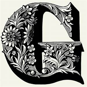 Decorative Letters G Clipart Etc Hd Wallpapers Pictures