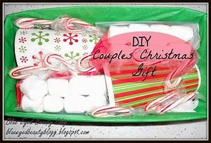 Blue Eyed Beauty Blog DIY Couples Christmas Gift