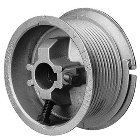 buy garage door standard lift cable drums   pair  preferred doors