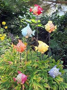 Töpfern Ideen Für Haus Und Garten : keramik fische ceramic fishes t pfern pinterest polymere haus und pflanzen ~ Frokenaadalensverden.com Haus und Dekorationen
