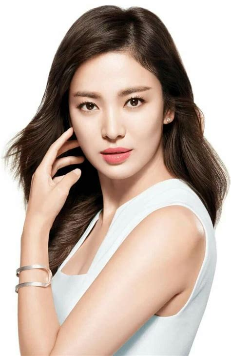 song hye kyo short hairstyle fade haircut