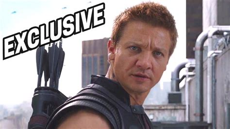What Hawkeye Almost Ended Looking Like Youtube