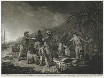 slave trade   george morland  museum  london
