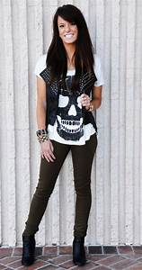 87 best images about Rock Chic Style on Pinterest