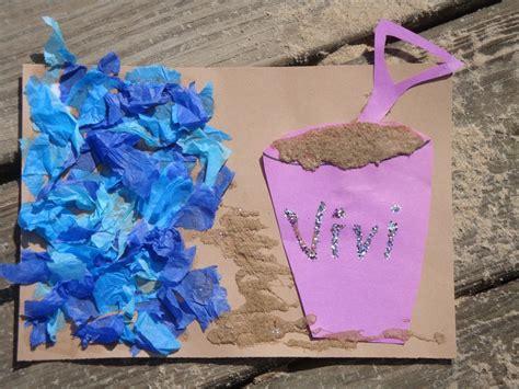 beach art activities for preschoolers craft sensory switch construction paper to 665