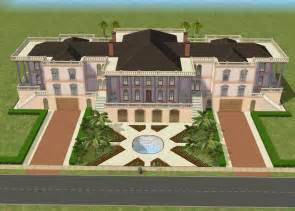 sim mansion photo gallery sims 2 mansion by ramborocky on deviantart