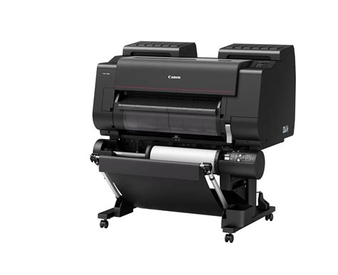 canon professional canon launches imageprograf pro series printers my large