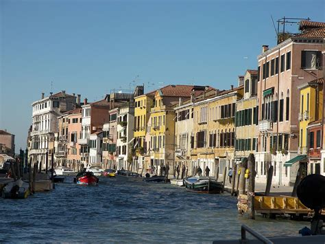 Canal Boat Italy by Venice Grand Canal Boats Grand Canal