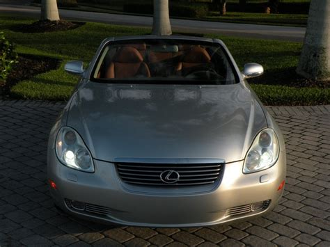 how do i learn about cars 2002 lexus es transmission control 2002 lexus sc 430 for sale in fort myers fl stock 031499