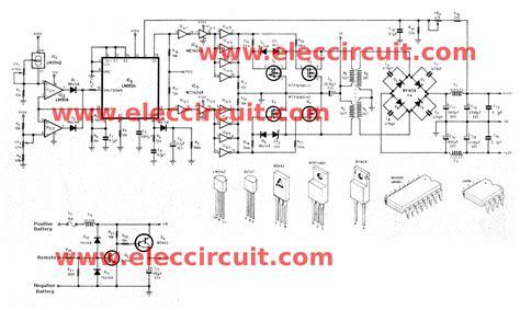 Car Converter Circuit Output