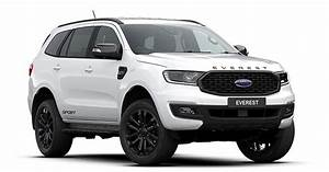 2020 Ford Everest Sport debuts in Thailand – RM193k 2020 Ford Everest Sport_3 - Paul Tan's ...