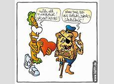 6 Brot & Schwein Cartoons zum Valentinstag · Häfftde