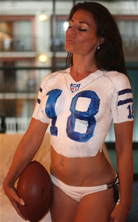 beauty babes  indianapolis colts nfl season sexy babe