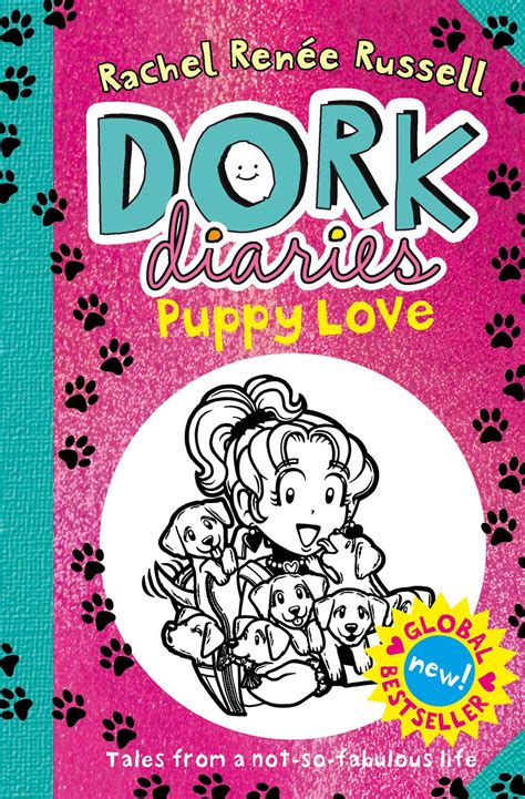 Dork Diaries Puppy Love  Book By Rachel Renee Russell