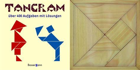 tangram aufgabenbuch mit holzspiel toyspiel