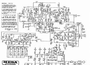 Jcm 900 Schematic