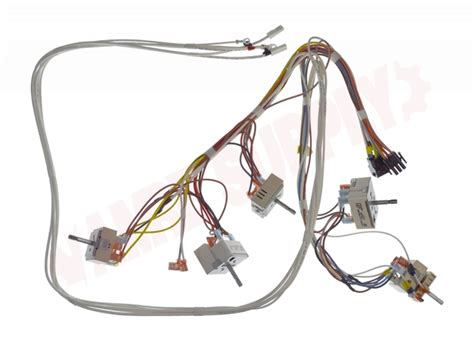 wsf ge range surface element infinite switch  harness amre supply