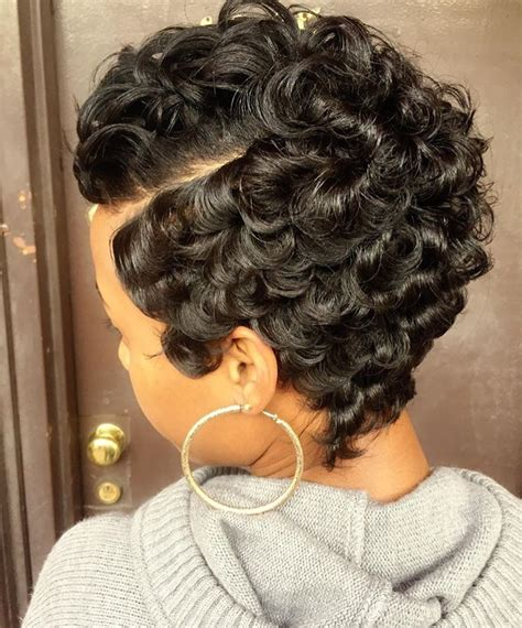 Finger Wave Updo Hairstyles by Pin On Finger Waves