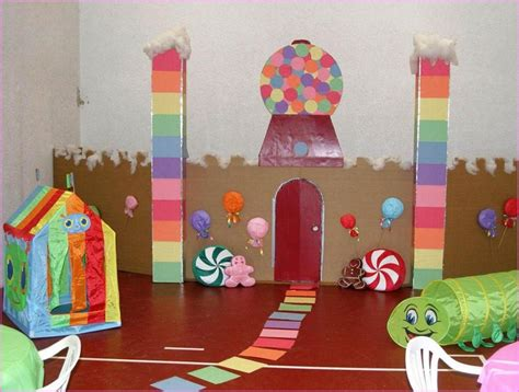 Candyland Party Decoration Ideas