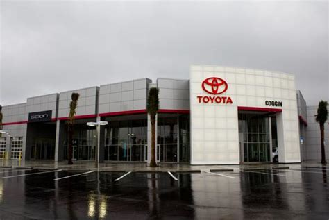 Toyota At The Avenues by Coggin Toyota At The Avenues Car Dealership In