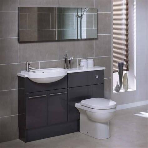 gray bathroom utopia funiture nadia midnight grey