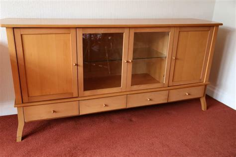 Beech Sideboard by Sideboard Beech Sideboard Kronvik From Ikea In