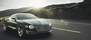 Bentley Exp 10 Speed 6 Concept, il futuro fra lusso e ...