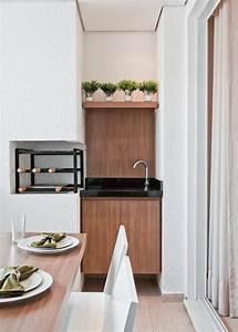 Küche 2 70 M : varanda gourmet pequena por m charmosa se fosse na minha casa ~ Bigdaddyawards.com Haus und Dekorationen
