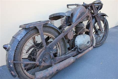 Buy Zundapp Dbk200 Motorcycle, Ww2 German Motorcycle On