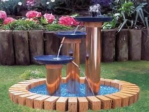 Wasserspiel Für Terrasse : wasserspiele selber machen heimwerkermagazin ~ Michelbontemps.com Haus und Dekorationen