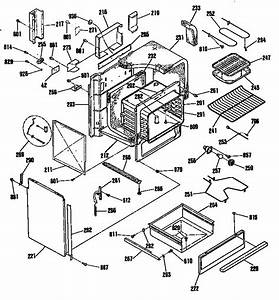 General Electric Refrigerator Parts Manual