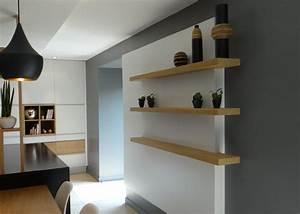 Peinture Blanc Gris : une cuisine xxl un amour de maison stephane lapouble architecte d 39 interieur decorateur d ~ Nature-et-papiers.com Idées de Décoration