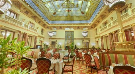 cuisine metro moscow 39 s hotel metropol auctioned