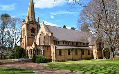 Church Wallpapers Churches Building Religious Lithgow Nsw