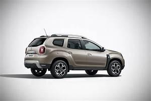 Dacia Duster 2018 Couleur : all new renault duster 2018 unveiled autobics ~ Gottalentnigeria.com Avis de Voitures