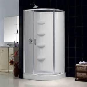 Dreamline Corner Shower Photo
