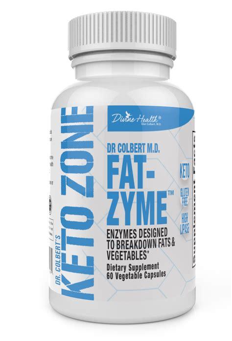 fat zyme  enzyme designed   keto zone diet