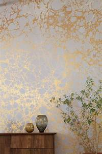 Papier Peint Photo : 50 photos avec des id es pour poser du papier peint intiss ~ Melissatoandfro.com Idées de Décoration