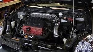 2006 Mitsubishi Eclipse Gt V6 Injen Engine Bay Sound